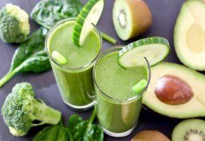 Yeşil Smoothielerden Oluşan Bir Haftalık Detoks Programını Deneyerek Vücudunuzu Yenileyin