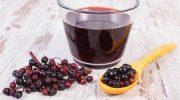 Gribin ilacı: Mürver Şurubu