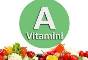 A Vitamininin 10 Faydası