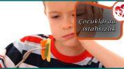 Çocuklarda İştahsızlık Neden Olur Nasıl Giderilir?