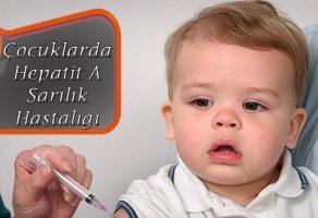 Çocuklarda Hepatit A Sarılık Hastalığı Nedir Belirti ve Tedavisi Nasıldır