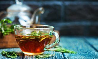 Biberiye çayı : çok güçlübir anti enflamatuar
