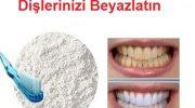 Dişlerinizi Tamamen Doğal Ürünlerle Temizleyin