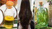 Bu Ev Yapımı Tedavi İle Saçlarınızın Uzamasını Sağlayın