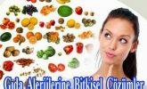 Gıda Alerjilerine Bitkisel Çözümler