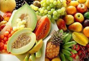 Meyvelerin Kalori Cetveli