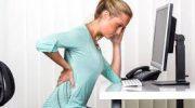Bel ağrısından kurtulmanın yolları!
