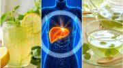 Bu 5 İçecek ile Uyurken Karaciğerinizi Temizleyin