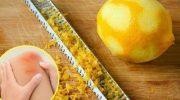 Eklem Ağrıları için Limon Kabuğunun Kullanımı