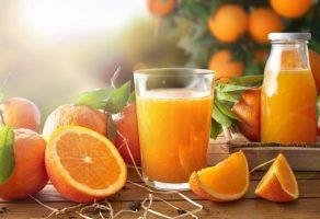 Portakal suyu: Vücudunuzu detoksifiye eder