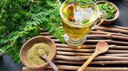 Moringa sağlığa faydalı birçok bileşen içerir
