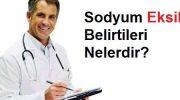 Hiponatremi (Kanda Sodyum Düşüklüğü)